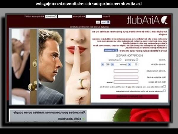 meilleurs sites de rencontre adultère gratuit